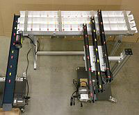 Portable Multi Conveyor Station with Lite Series Mini-Mover Units