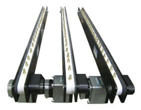 Narrow Lite Series Mini-Mover Conveyors