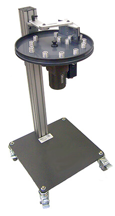 Mini-Mover RTA Models 60-012 and 60-16 Inch Rotary Table Accumulators
